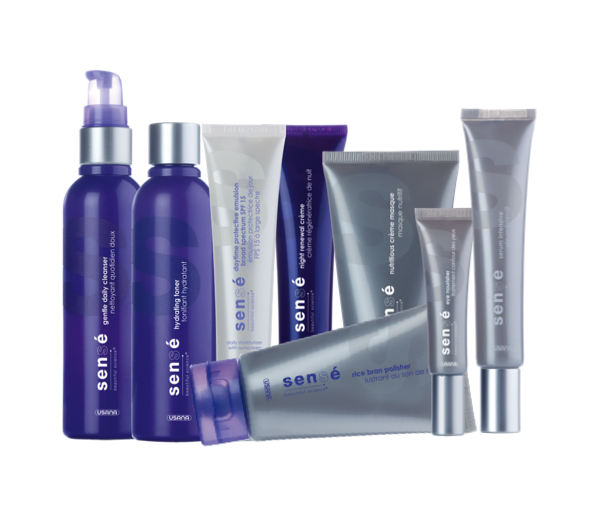 USANA Sense Deluxe Pack with Serume Intensive