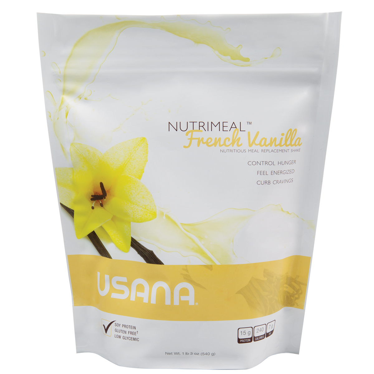 USANA -  French Vanilla Protein Drink Mix